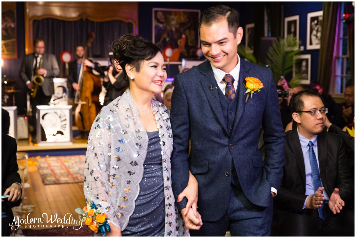Jazz Loft Wedding Ceremony Stony Brook