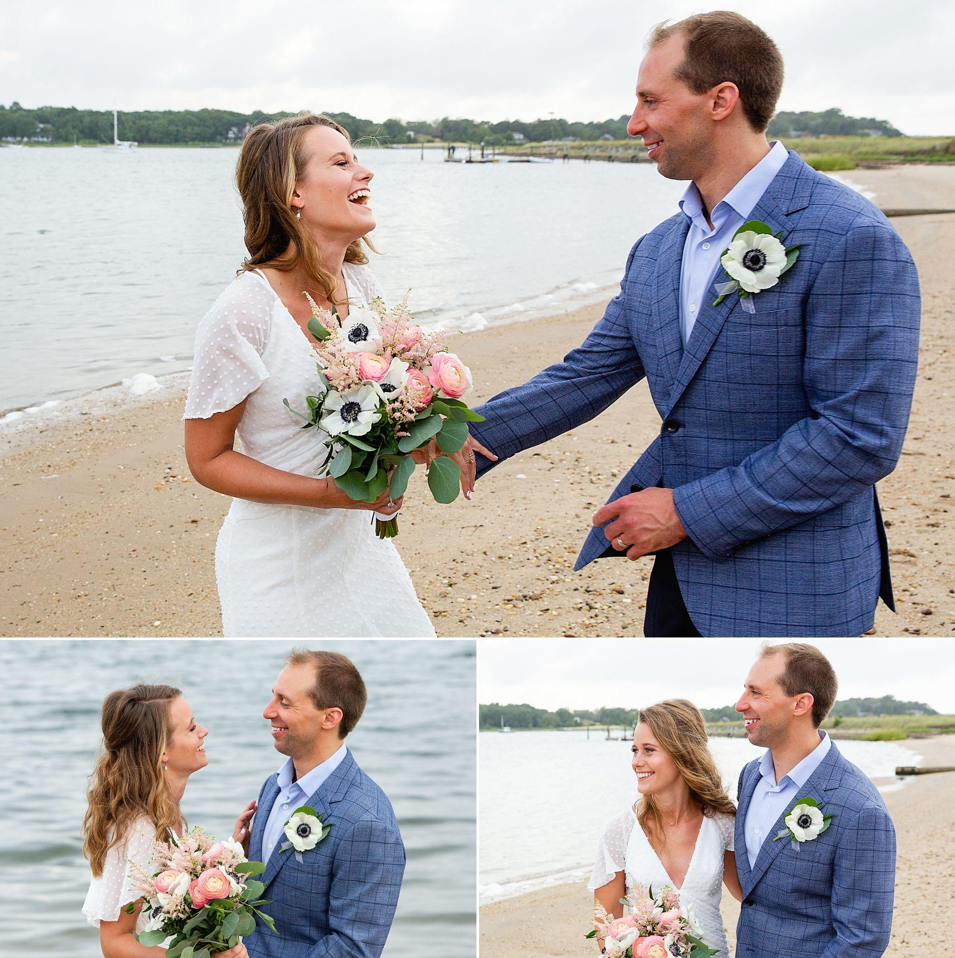 Intimate Long Island Wedding